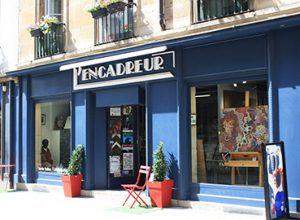 encdreur-Dijon-Atelier d'encadrement