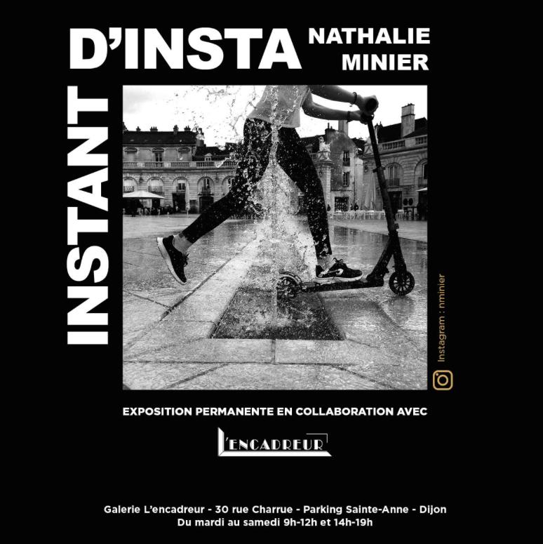 Instant d'Insta Nathalie Minier